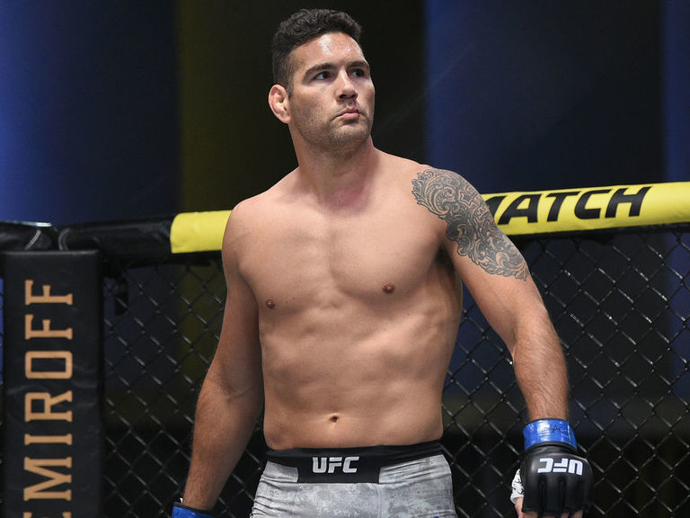Report: Hall, Weidman agree to UFC 258 rematch
