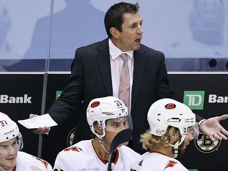 Brind'Amour fined $25K after calling NHL 'a joke' for Game 1 goal review