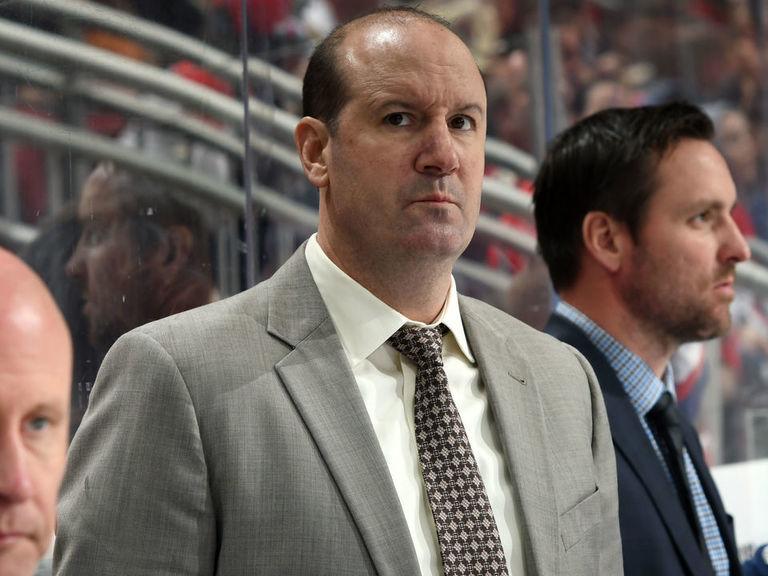 Caps' Reirden condemns Lee's hit on Backstrom: 'It was predatory'