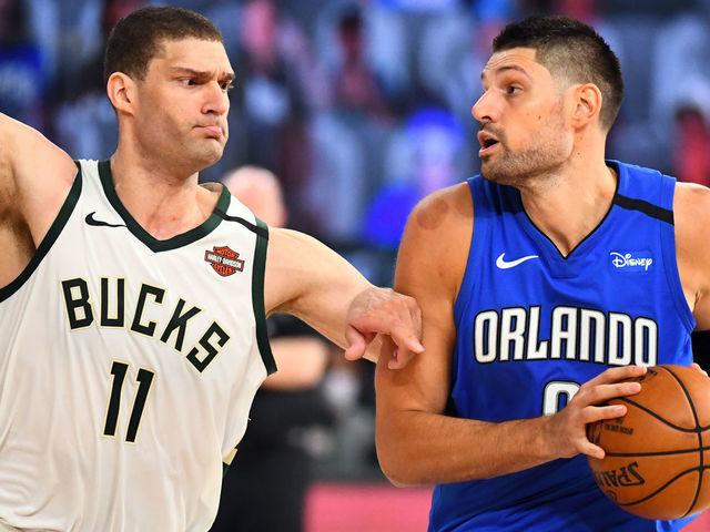 Milwaukee Bucks vs Orlando Magic