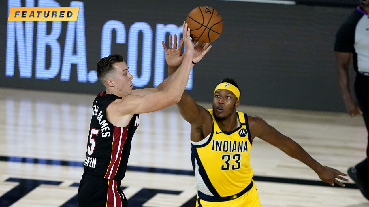 The Pacers Need Answers For Duncan Robinson And Bam Adebayo Thescore Com