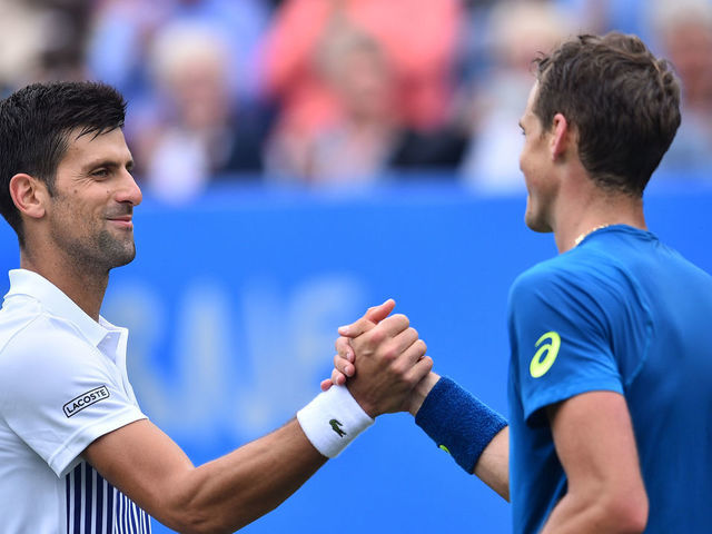 No 1 Djokovic Pospisil Would Lead New Men S Players Association Thescore Com