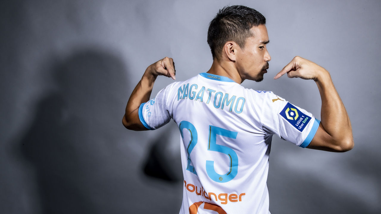 Marseille add Japanese veteran Nagatomo on free transfer | theScore.com