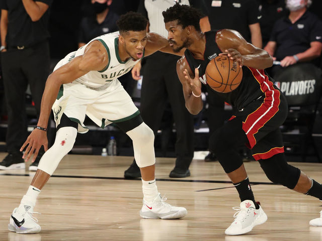 Heat S Historic 4th Quarter Charge Pushes Bucks To The Brink Thescore Com