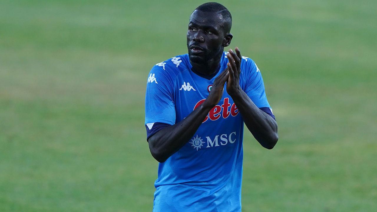 Report Manchester City Preparing 2nd Bid For Napoli S Koulibaly Thescore Com