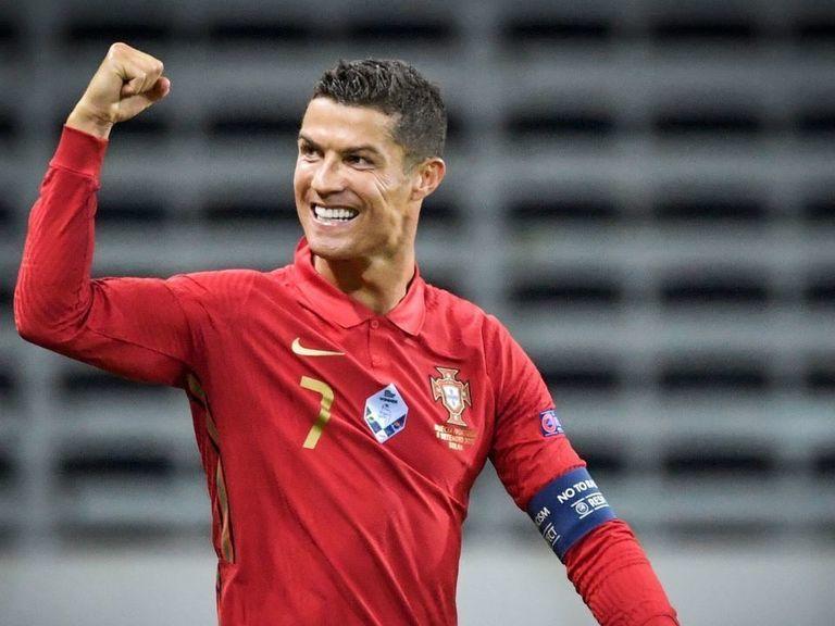 Ronaldo becomes 2nd man to score 100 international goals ...