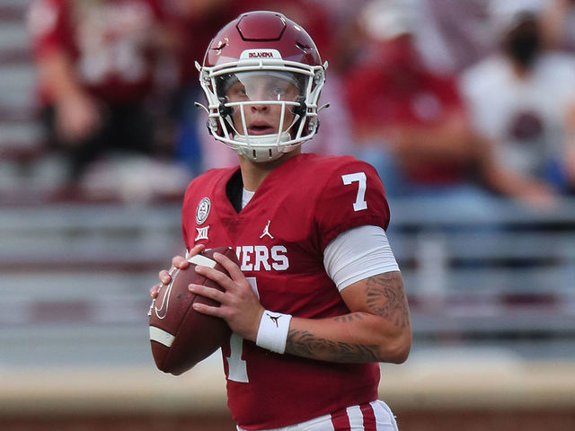 Spencer Rattler Returns During Red River Showdown Thescore Com