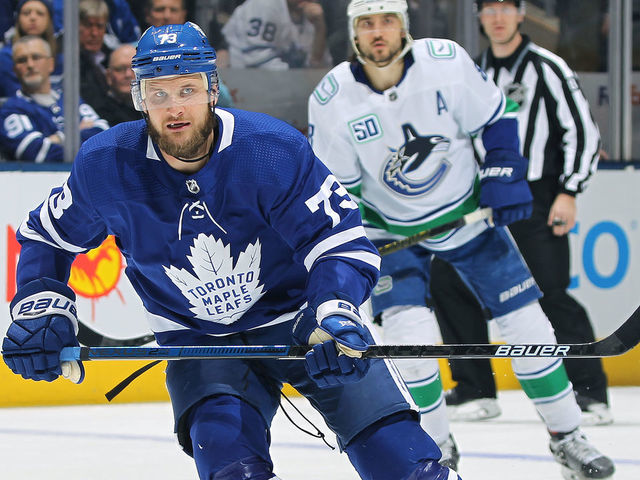 Agent Leafs Clifford Is Heading For Free Agency Thescore Com