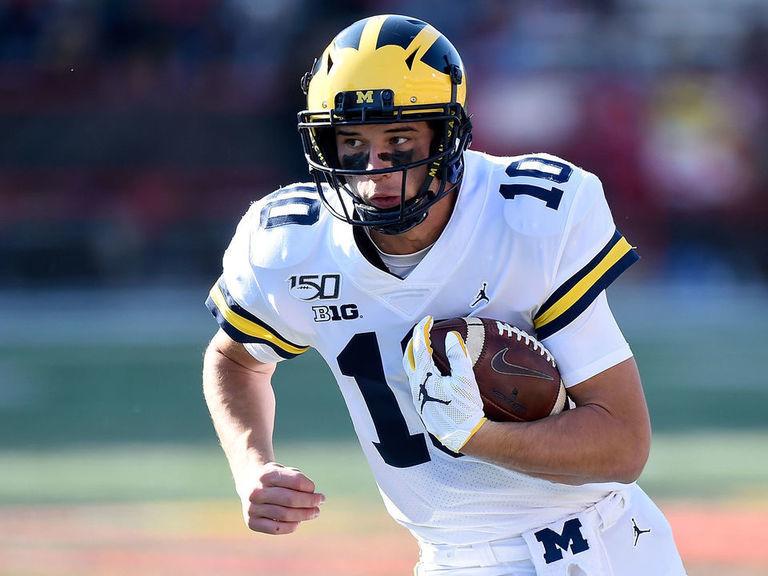 Report: Michigan's McCaffrey opts out, seeking transfer