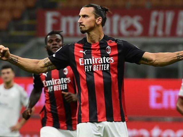 Zlatan Ibrahimovic Stats Age News Soccer Thescore Com