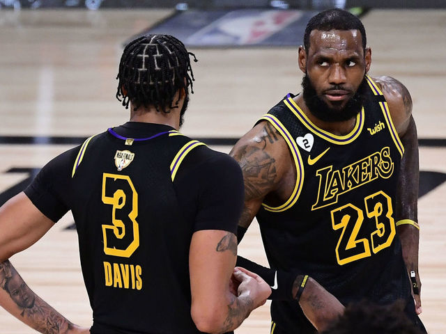 Lakers will switch to Black Mamba jerseys for Game 5   theScore.com