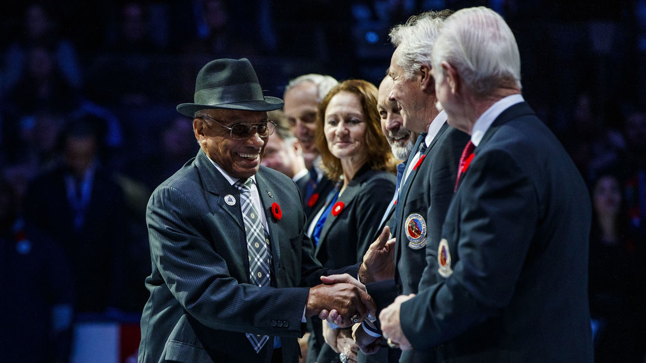 What Willie O'Ree wants you to remember about his ...