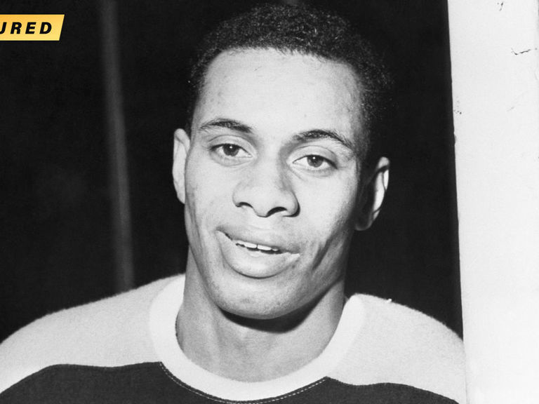 What Willie O'Ree wants you to remember about his trailblazing hockey story