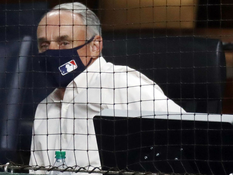 Manfred wants MLB to keep extra-innings runner rule beyond 2020