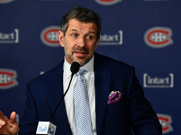 Canadiens' Bergevin fired goalie coach midgame Tuesday