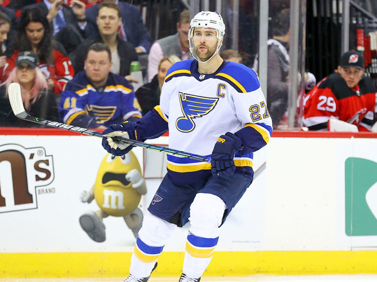 Pietrangelo: 'It'll be emotional every time' returning to St. Louis