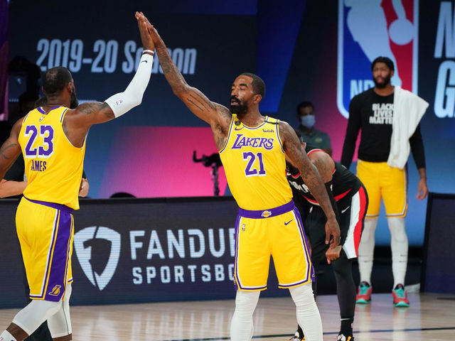 JR Smith thinks 2020 Lakers would beat 2016 Cavs | theScore.com