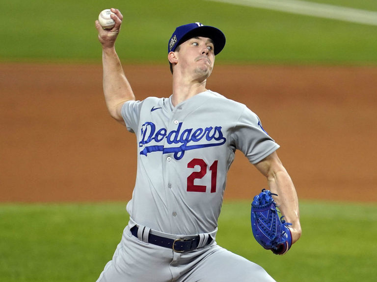 Buehler extends playoff strikeouts record with dazzling 10-K Game 3