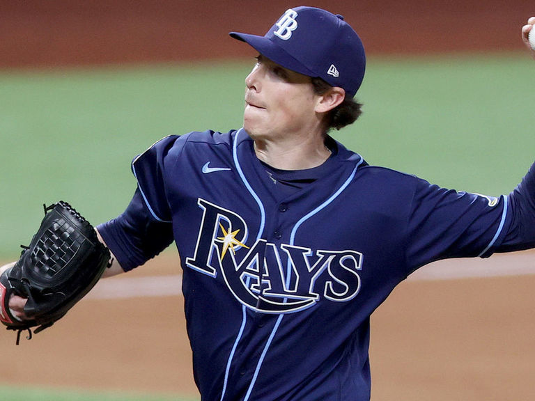 Rays name Yarbrough as Game 4 starter