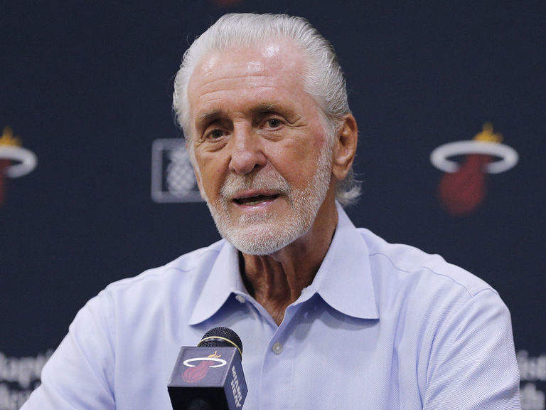 Riley: Lakers' title will always have 'asterisk' due to Adebayo, Dragic injuries