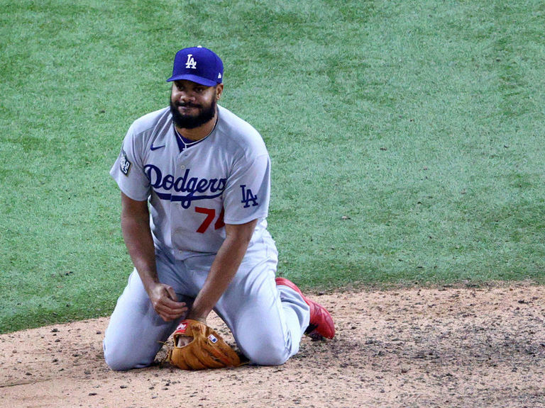Jansen: 'I didn't give up 1 hard hit' during blown save in ...