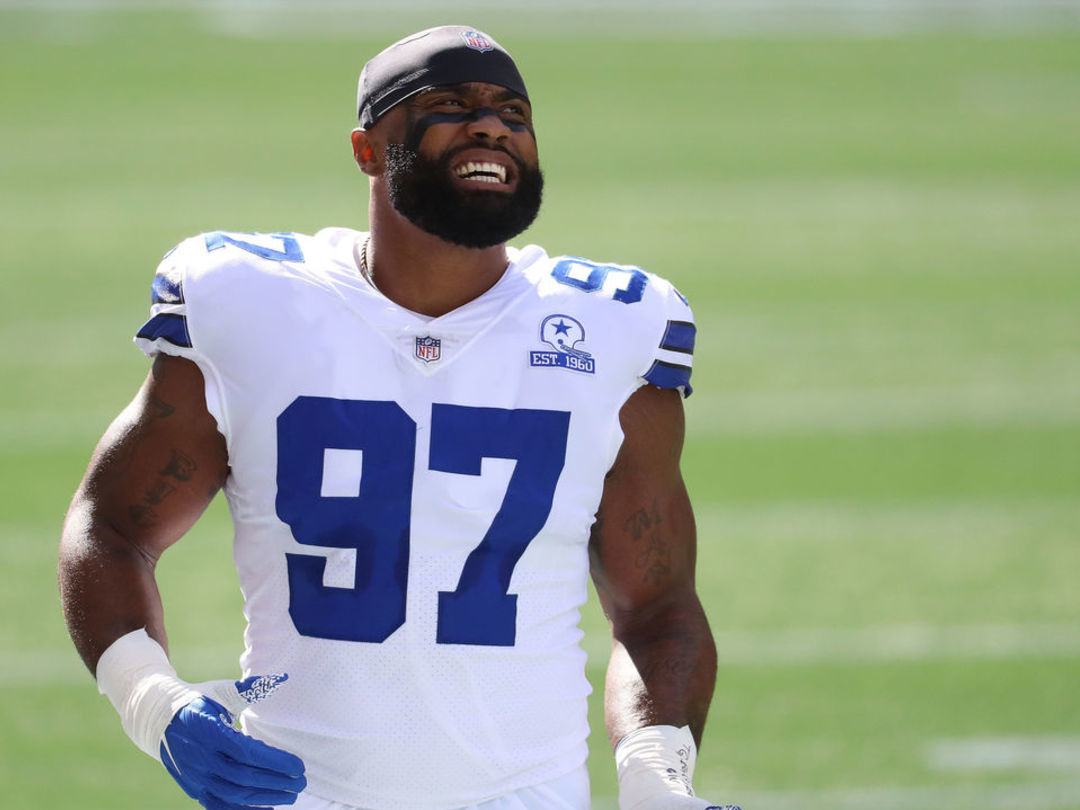 Report: Cowboys open to trading pass-rusher Everson Griffen