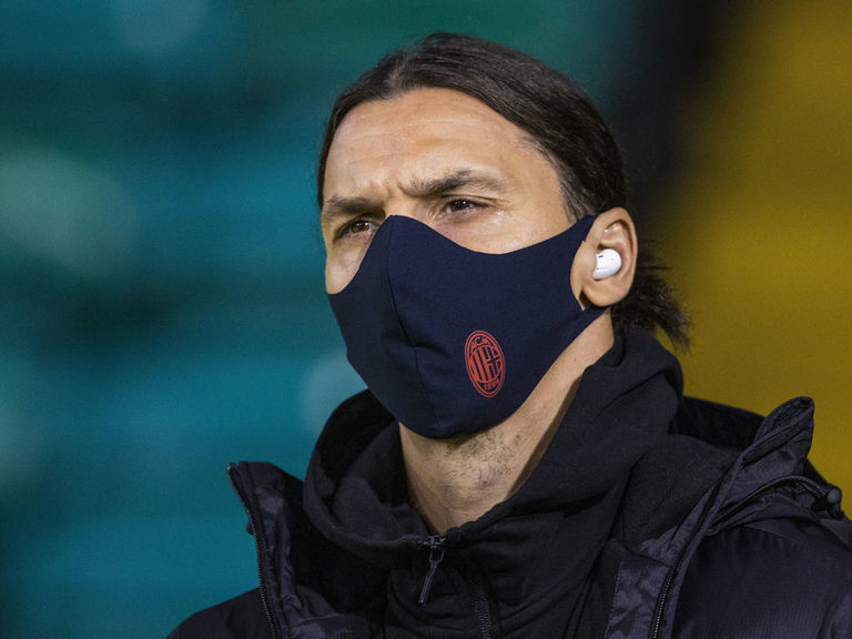 Zlatan promotes masks after COVID-19 recovery: 'Do not challenge the virus'