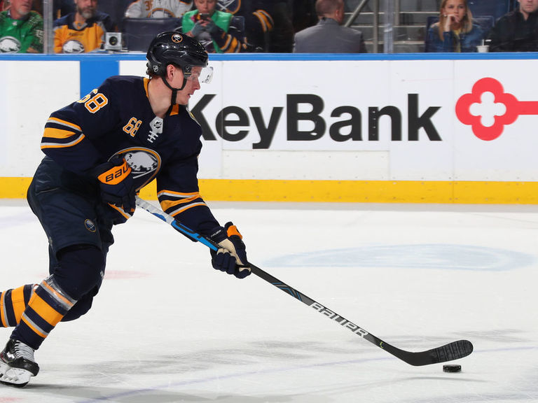 Sabres re-sign Olofsson to 2-year, $6.1M deal