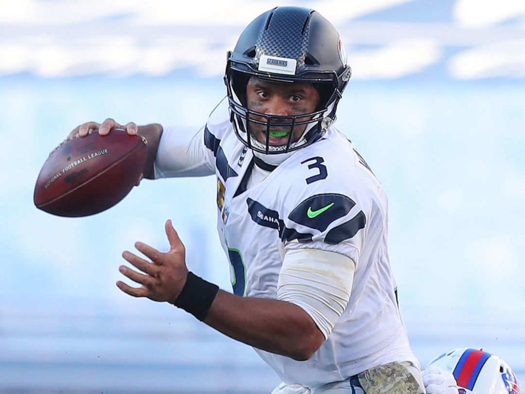 Report: Bears prioritizing trade for Russell Wilson