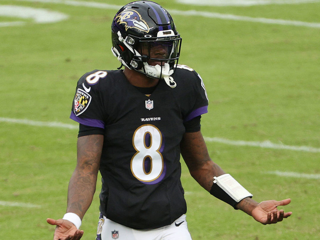 Report: Ravens, Jackson far apart in extension talks