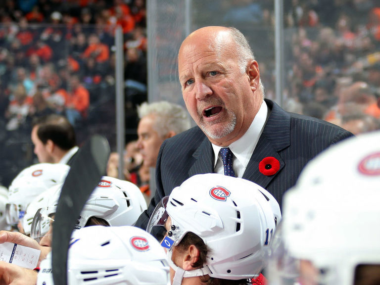 Canadiens' Julien: I'd love to coach for 'as long as I can'