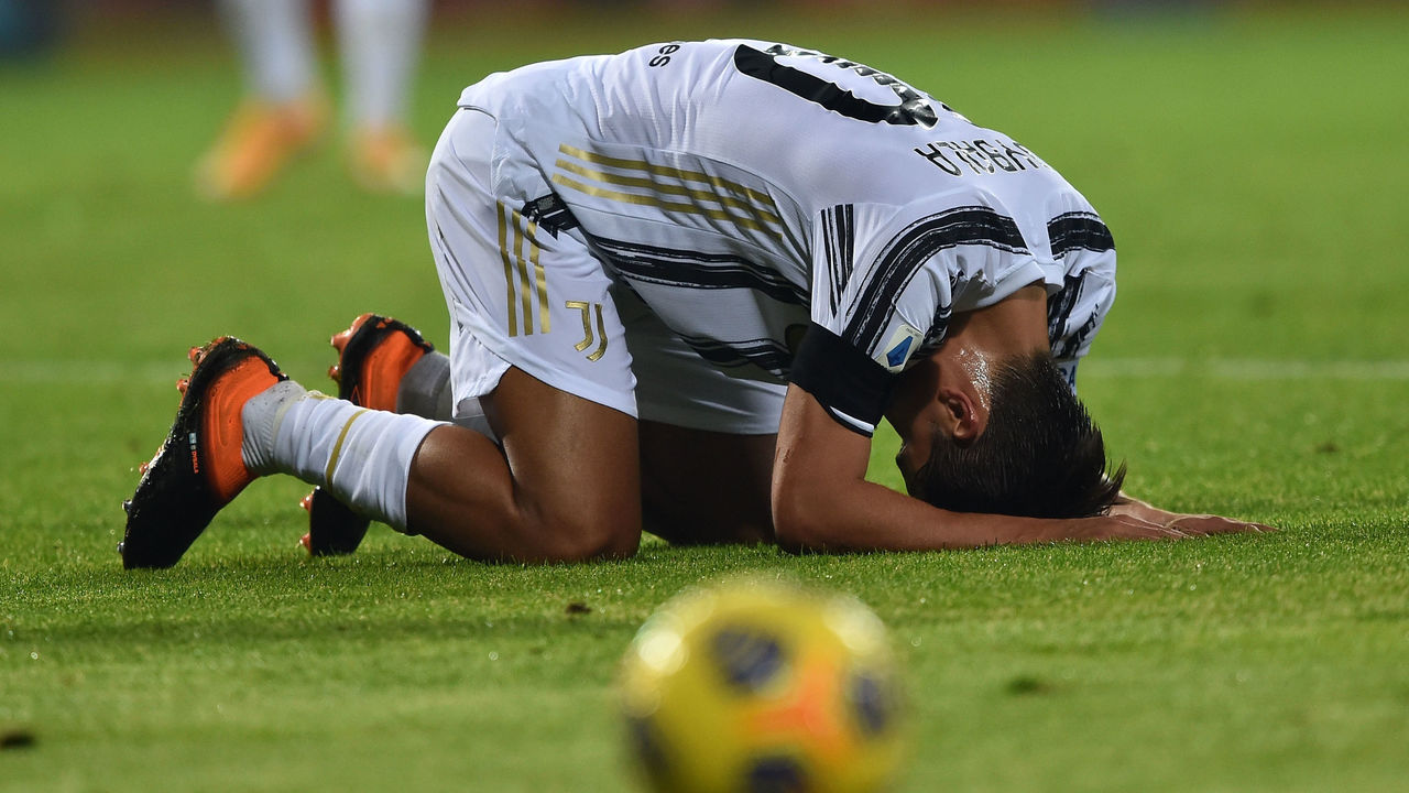 Ronaldo-less Juve settle for 5th draw of the season at Benevento |  theScore.com