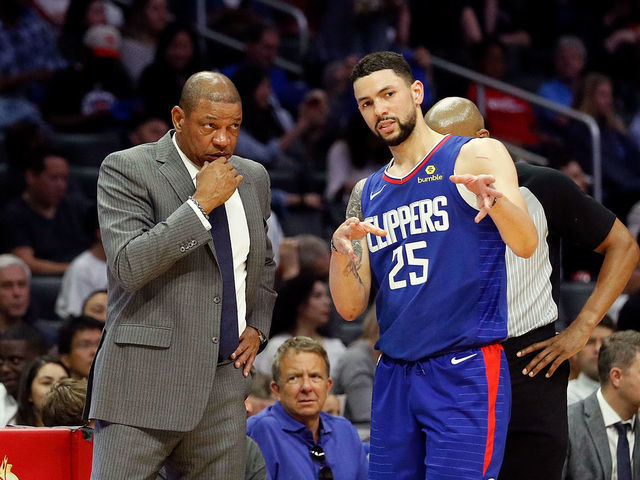 Doc Rivers Encouraged Son Austin To Join Knicks Instead Of 76ers Thescore Com