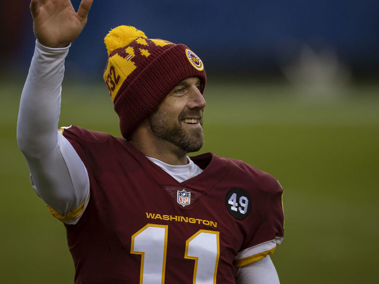 Alex Smith: Washington 'didn't want me to be on the team' in 2020  image