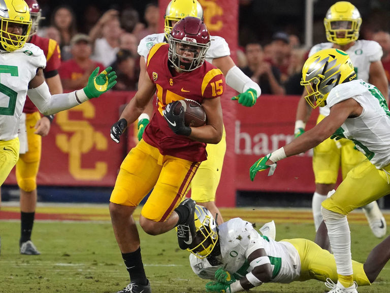 Pac-12 title game preview: Oregon, USC might break the scoreboard