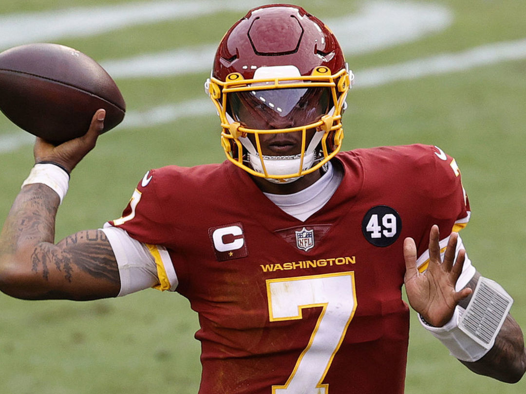 Steelers sign Haskins to futures contract