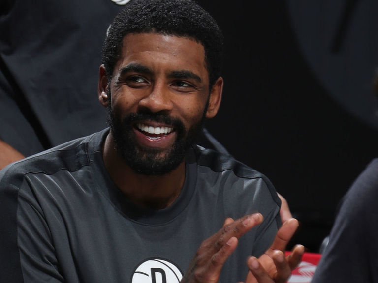 Kyrie questionable to play vs. Bucks Monday