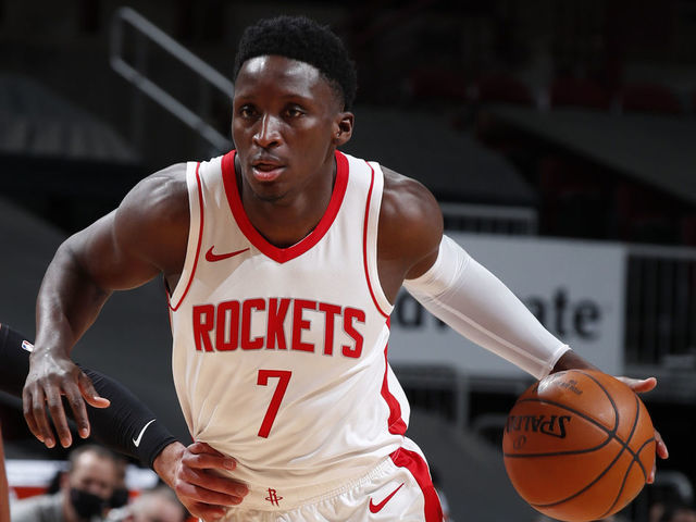 Oladipo predicts 'better days' for Rockets after loss in debut |  theScore.com
