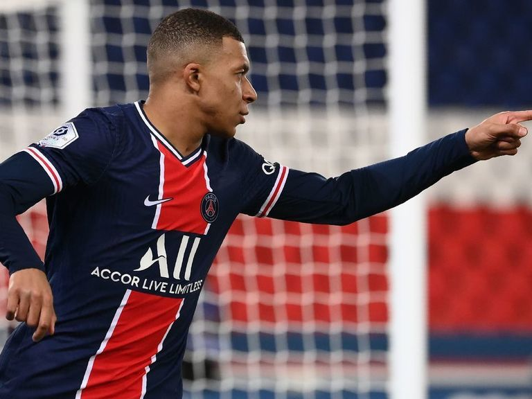 PSG star Mbappe considering signing new long-term contract