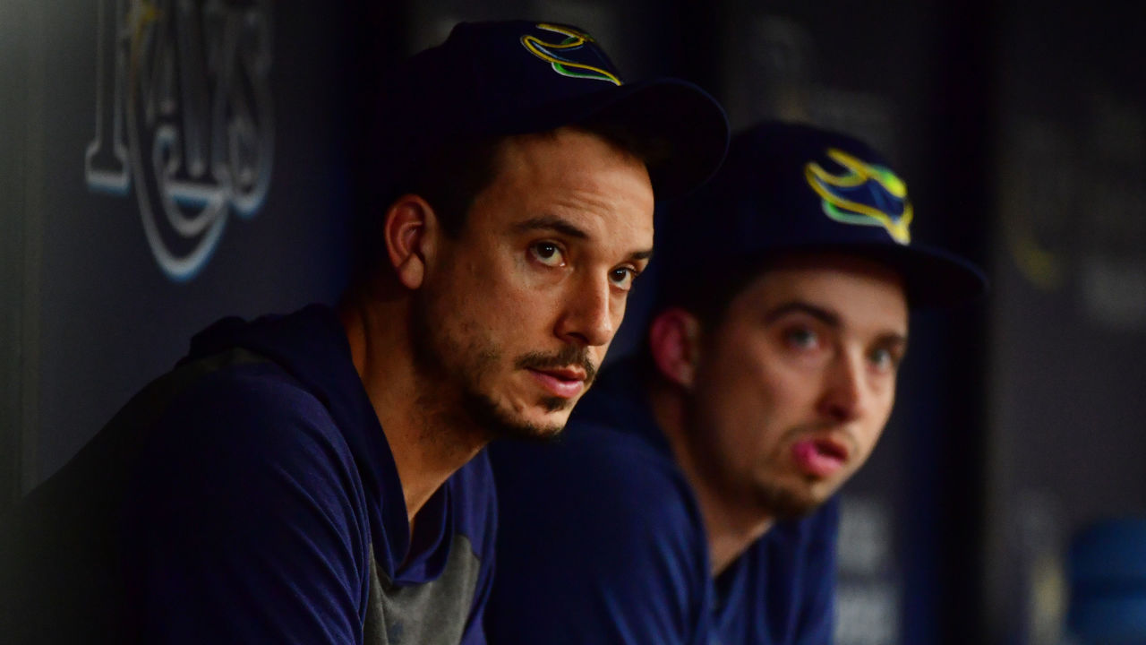 Rays' Cash: You could argue our starting pitching took a 'step back' |  theScore.com