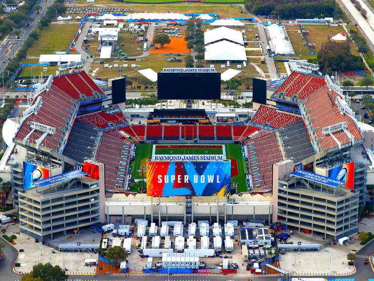 Super Bowl LV attendance to include 25K fans, 30K cutouts