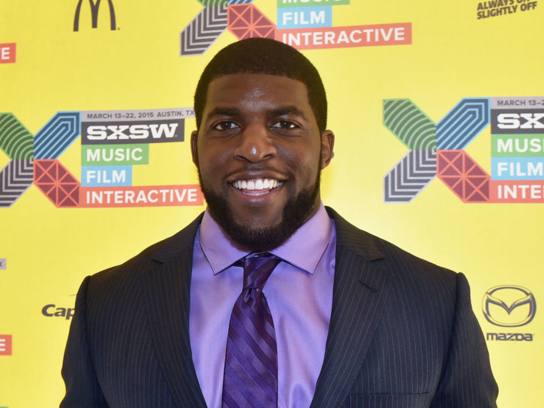 Former NFLer Acho to host