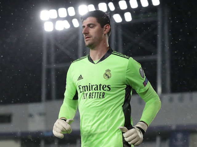Courtois finally feeling at home ahead of awkward return to ...