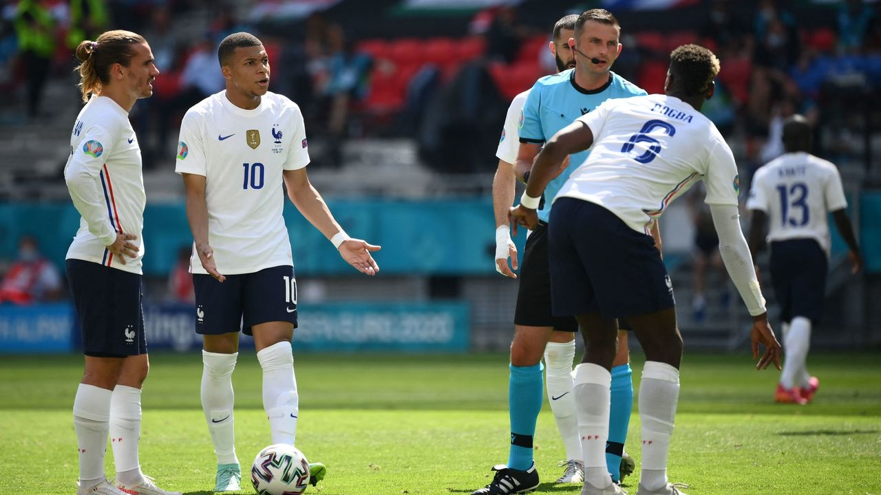 5 takeaways from Saturday's action at Euro 2020