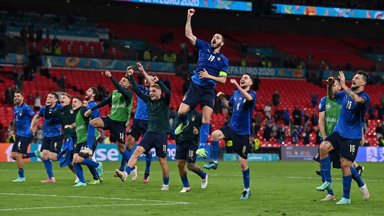 10 thoughts after brilliant, bonkers round of 16 at Euro 2020