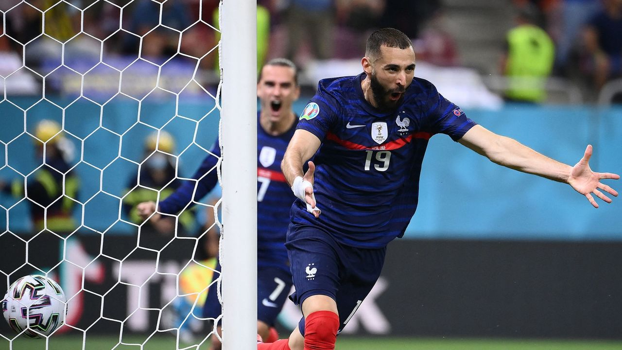 Switzerland shocks France, reaches quarters after penalty shootout