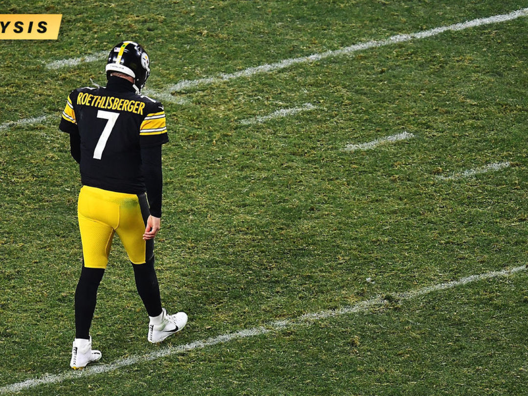 Big Ben is a big question hanging over the Steelers