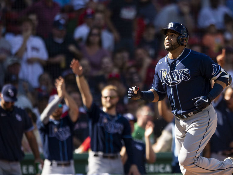 Rays stage epic comeback vs. virus-hobbled Red Sox - thescore.com