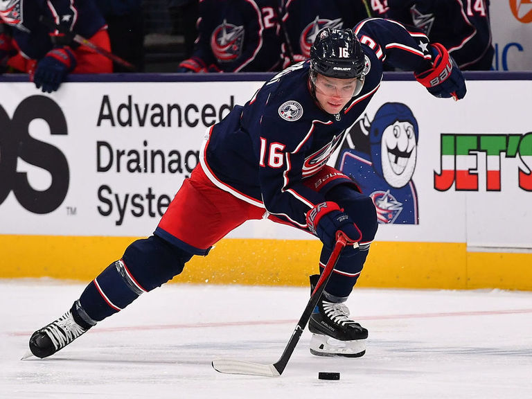 Blue Jackets' Domi expected to miss 2-4 weeks with rib fracture